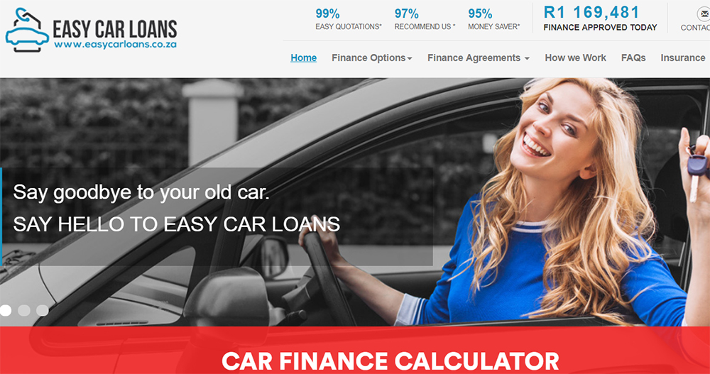 Best Auto Loan Rates - Easy Car Loans - Get Online Financing Options